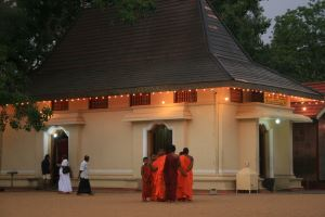 One of the Kataragam temple